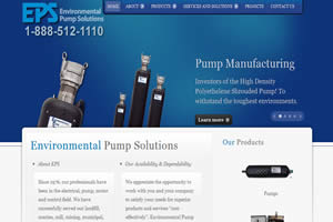 Environmental Pump Solutions